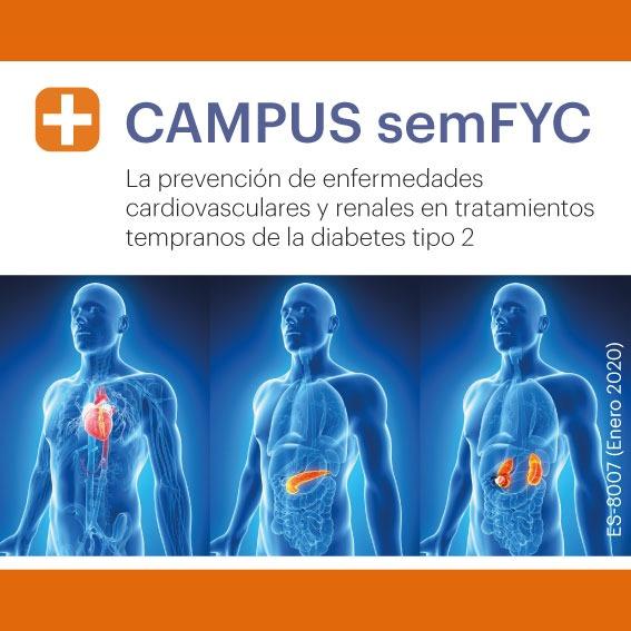 La prevención de enfermedades cardiovasculares y renales en tratamientos tempranos de la diabetes tipo 2
